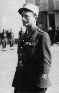 Le colonel O'Neill (Droits réservés, Musée Départemental de la Résistance et de la Déportation, Lorris)