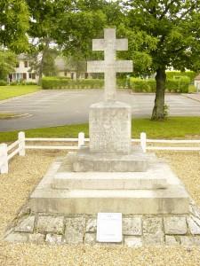 Monument Ouzouer sur Loire