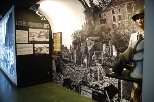 bombardements loiret Archives départementales du Loiret Franck Meunier