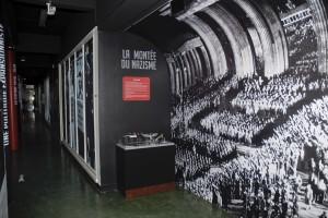 couloir du temps la montée du nazisme Archives départementales du Loiret Franck Meunier
