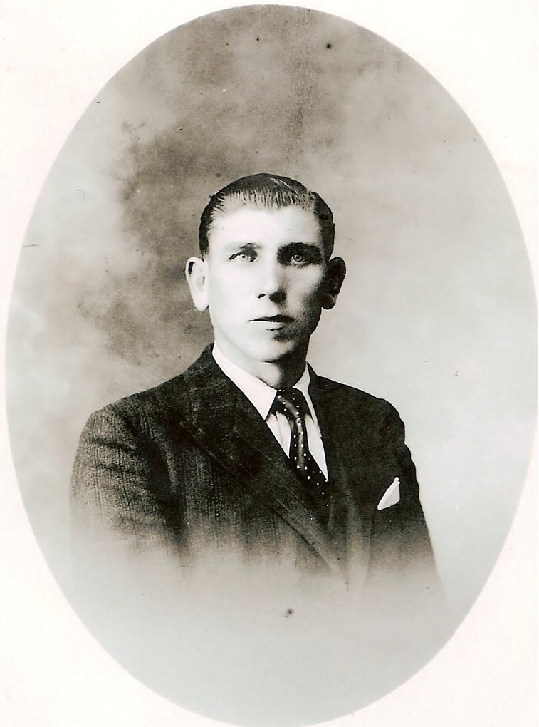 André Meert, fils de François MEERT (Droits réservés, Famille Vallot-Meert)