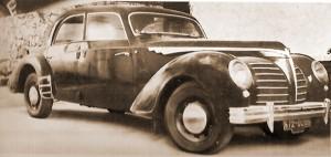 Le type de véhicule avec laquelle le couple Boucher/Bourgeois s'affiche ostensiblement dans Montargis
