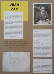 Panneau J.Zay